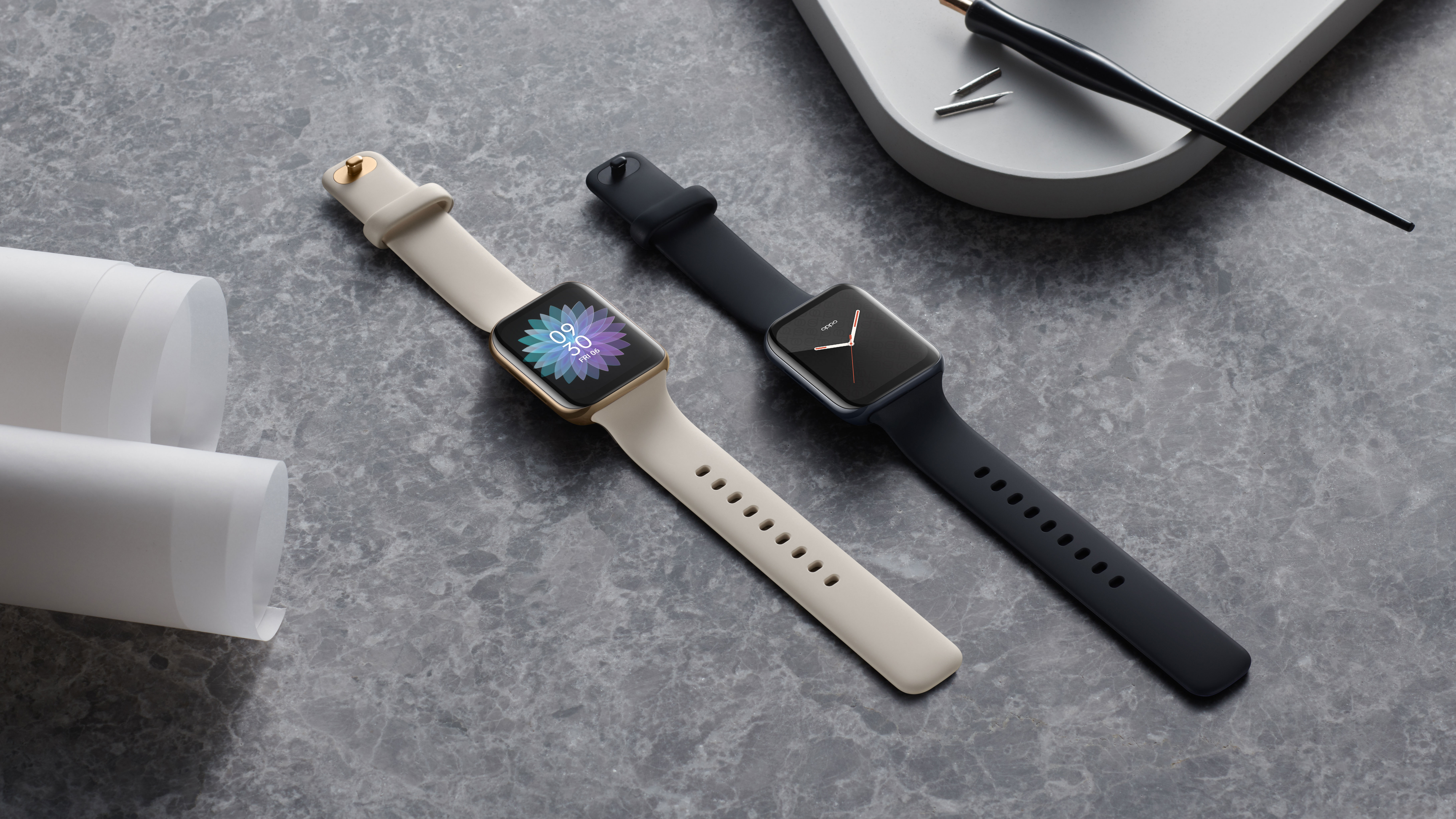 OPPO watch with ECG feature set for launch
