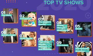 Netflix's Top 10 shows