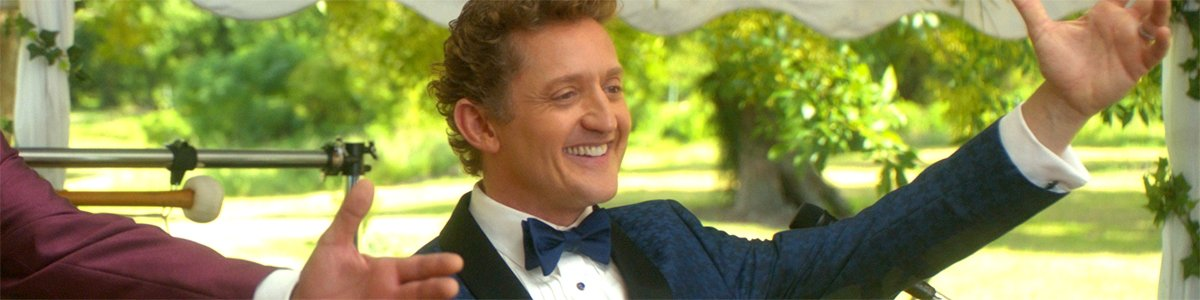 Bill and Ted Face The Music Alex Winter as Bill Preston