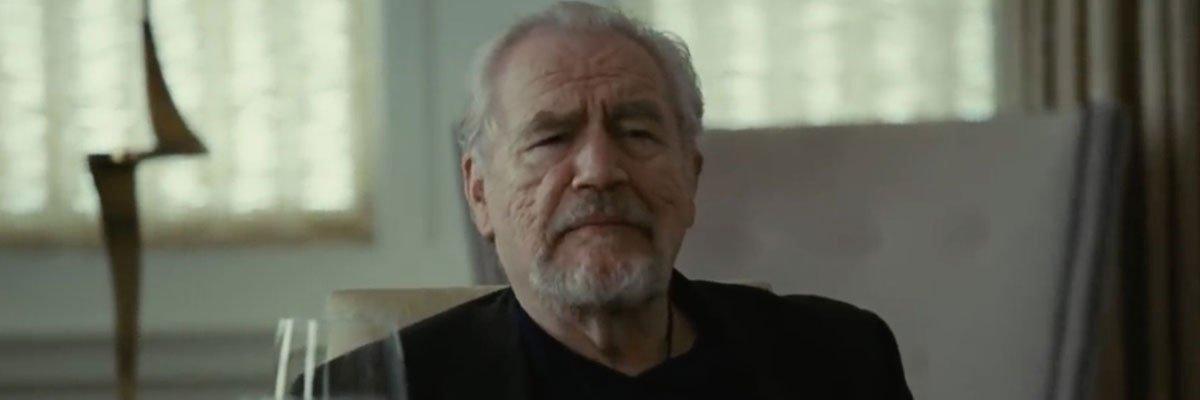 Brian Cox in the Succession Season 2 trailer