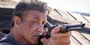 Sylvester Stallone Can't Stop, Won't Stop Giving Updates On His Superhero Movie