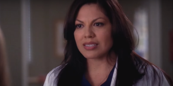 Grey's Anatomy Sara Ramirez Callie Torres