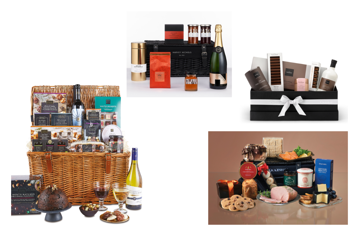 Woman and Home Christmas taste tests 2020 winners hampers