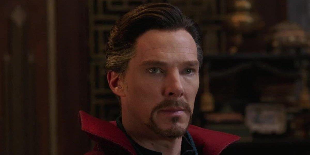 Benedict Cumberbatch in Thor: Ragnarok