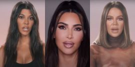 Kim Kardashian Called Out By Sisters Kourtney And Khloe For Claims About A Wild Night Out
