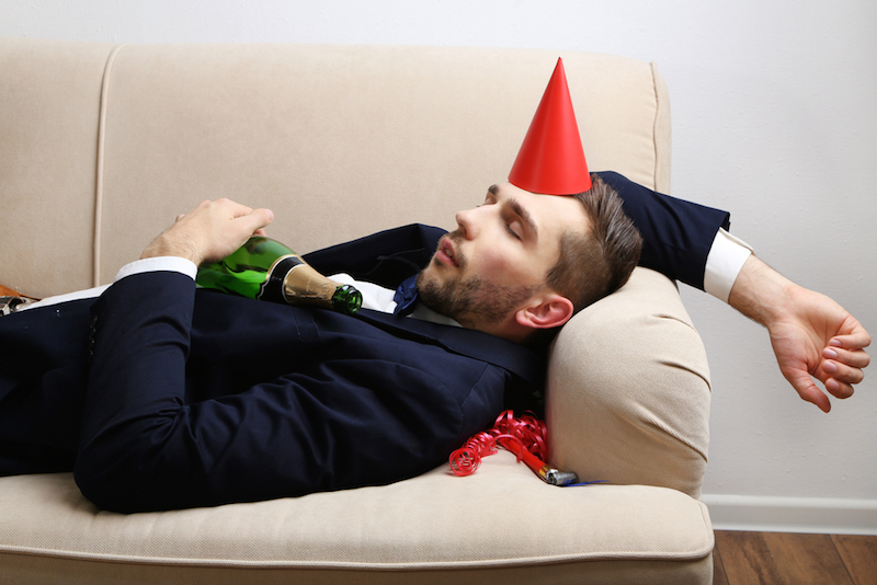 Booze Snooze: Why Does Alcohol Make You Sleepy, Then Alert