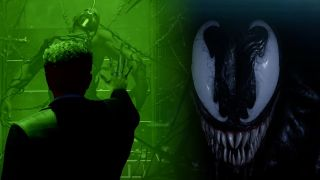 Harry Osborn / Venom from Insomniac's Spider-Man franchise