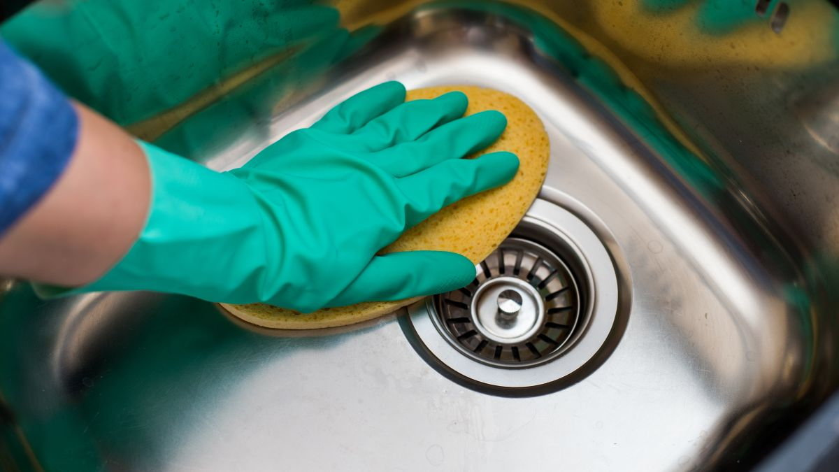 Sink cleaning hacks from Mrs Hinch that are super easy