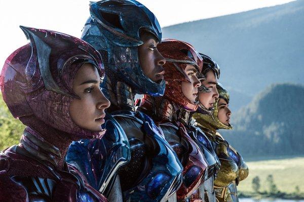 Power Rangers 2017 movie