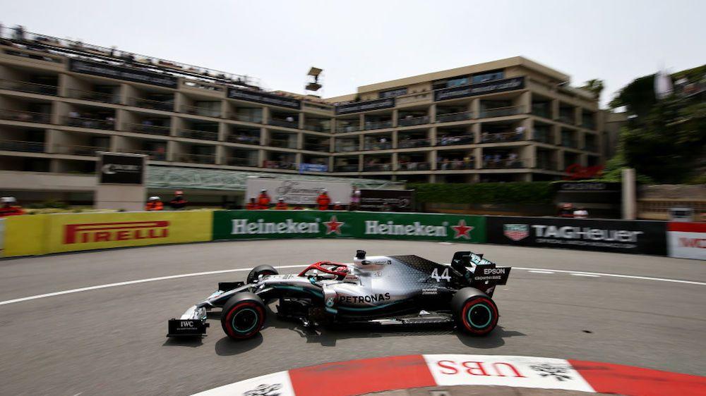 Watch F1 German GP FP1 Live Stream