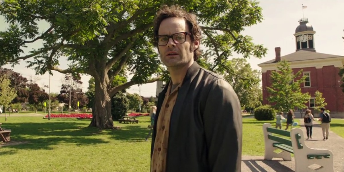 Bill Hader as Richie in IT: Chapter Two