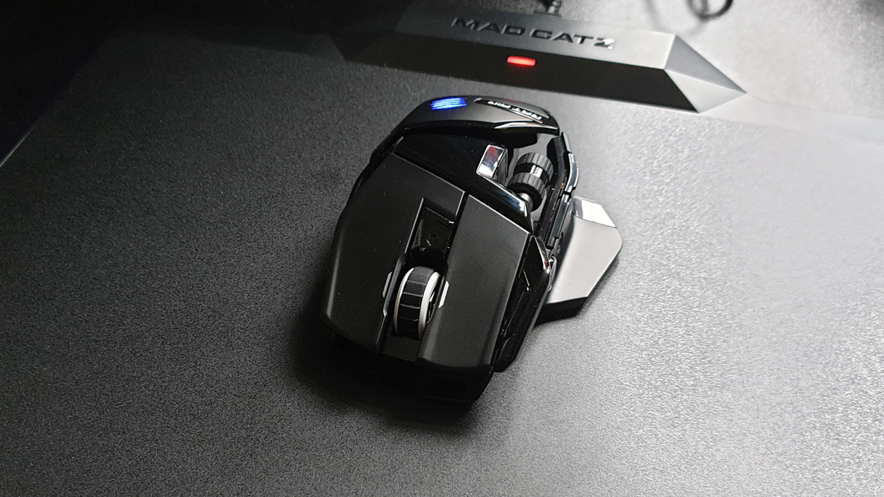 Mad Catz RAT Air review