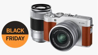 Fujifilm X-A5 Black Friday twin lens kit deal at John Lewis