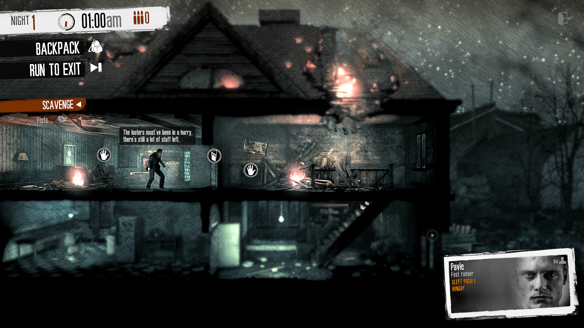 This War Of Mine Will Be Added To Polish High School Reading Lists Pc Gamer