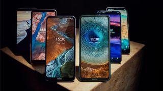 Nokia X10 och Nokia X20