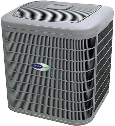 Carrier Central Air Conditioning - AC Unit Overview and