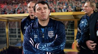 Graham Taylor, England manager