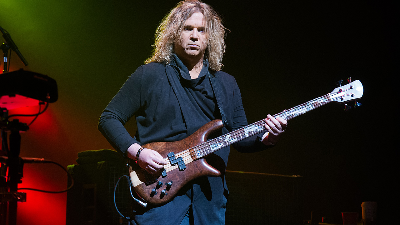 Yes bassist Billy Sherwood announces new solo album   Louder
