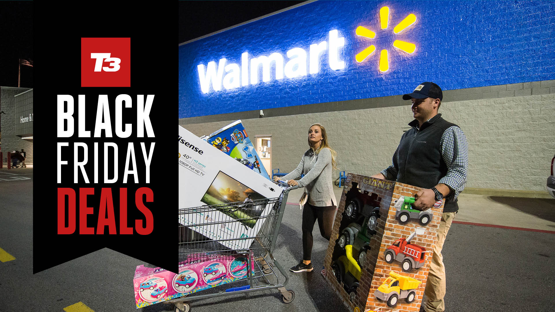 Walmart Cyber Monday Deals What To Expect T3