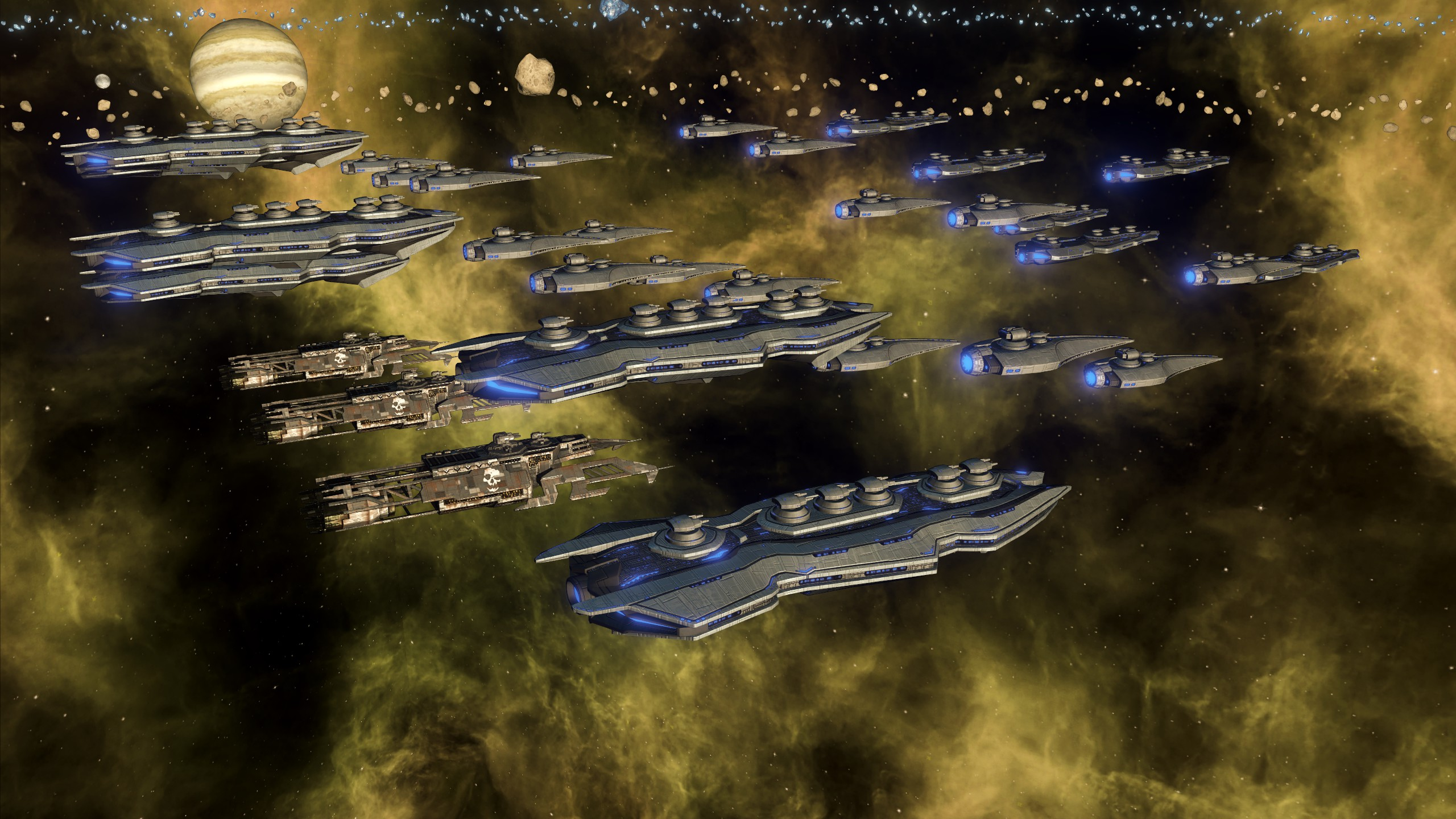 Get Stellaris for a single dollar in this Humble Bundle