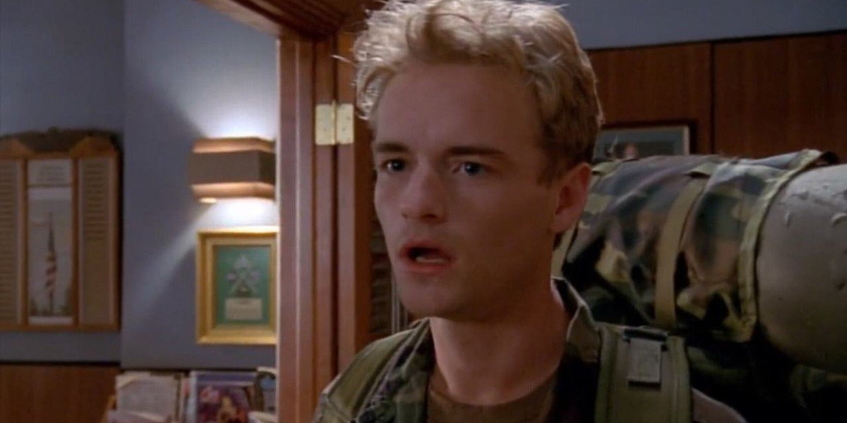 Christopher Masterson - Malcolm in the Middle