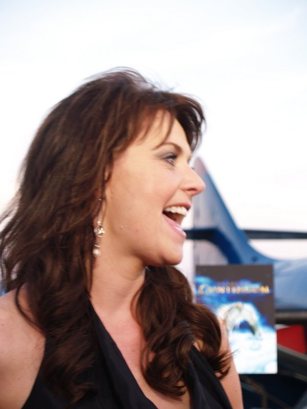 Comic Con: Aircraft Carrier Premiere Of Stargate Continuum #2834