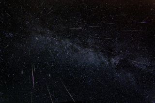 2004 Perseid meteor shower