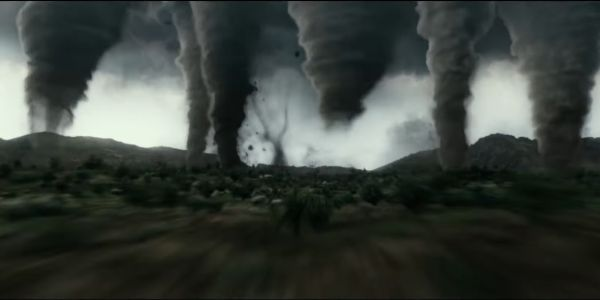 The Geostorm Trailer Looks Like Roland Emmerich