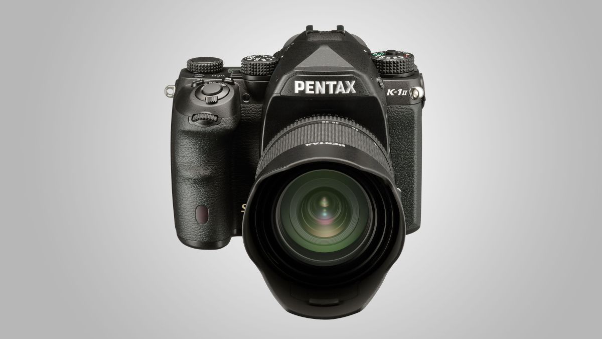 Dynamic Pixel Shift comes to the new Pentax K-1 Mark II | TechRadar