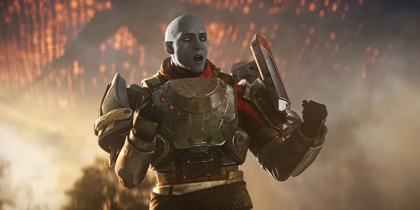 Zavala cheers on the Guardians in Destiny 2.