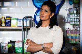 Suki Panesar has asked to meet with Stas in EastEnders