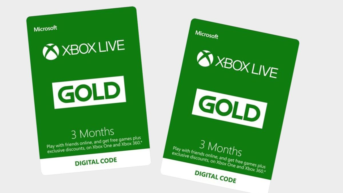 Get Free Xbox Gold Codes the cheapest deals for xbox live gold 12-month subscriptions