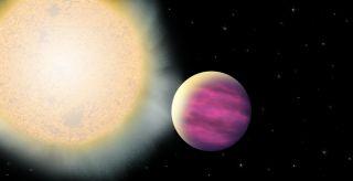 weird alien planet kelt1b
