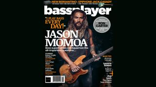 Bass Player Jason Momoa cover