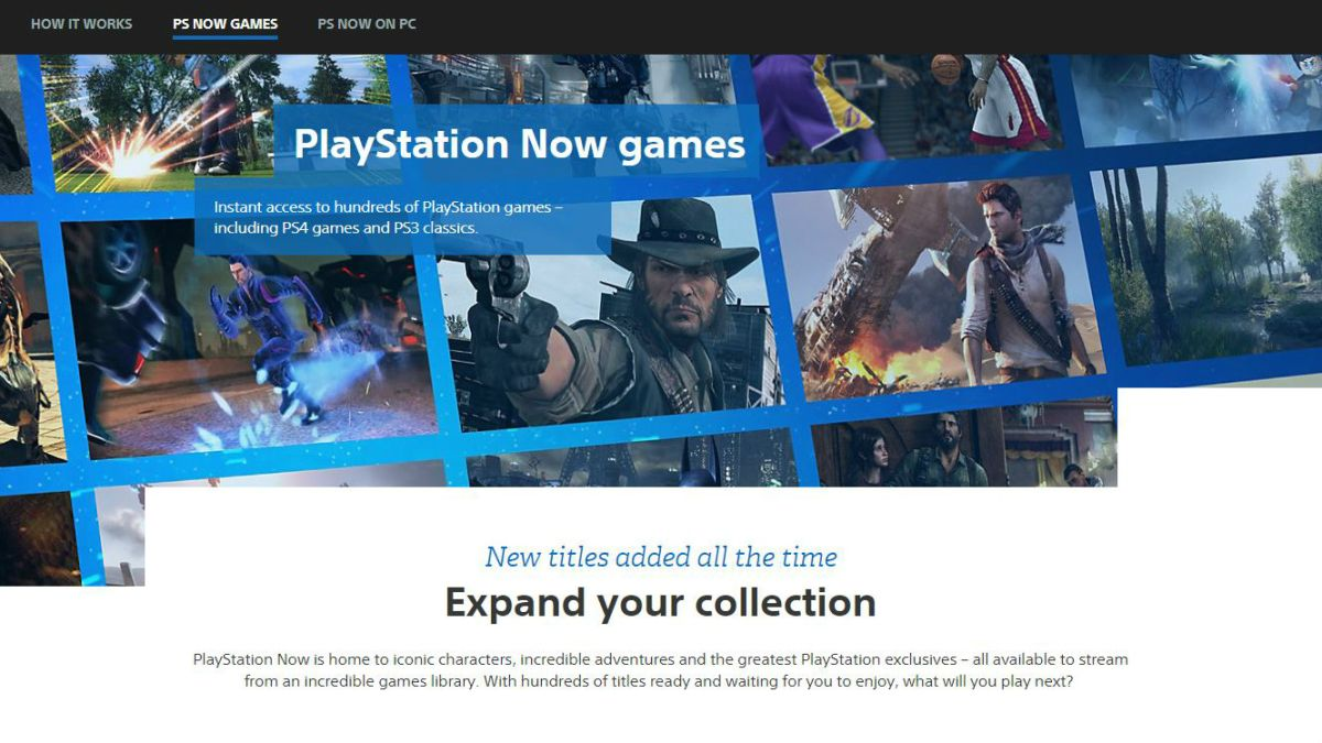 PlayStation Now three years on: is Sony's streaming service