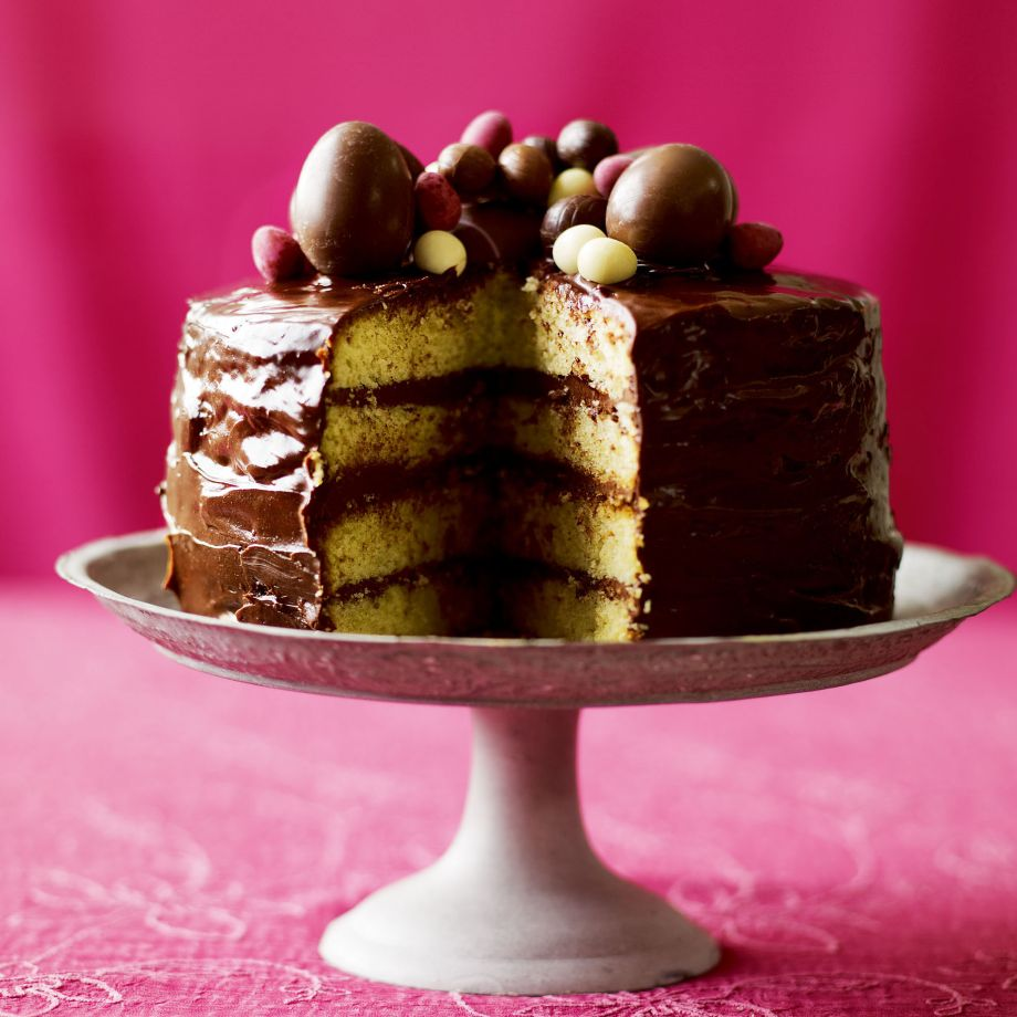 Easter Celebration Cake Recipe Recipes Ideas New Woman And