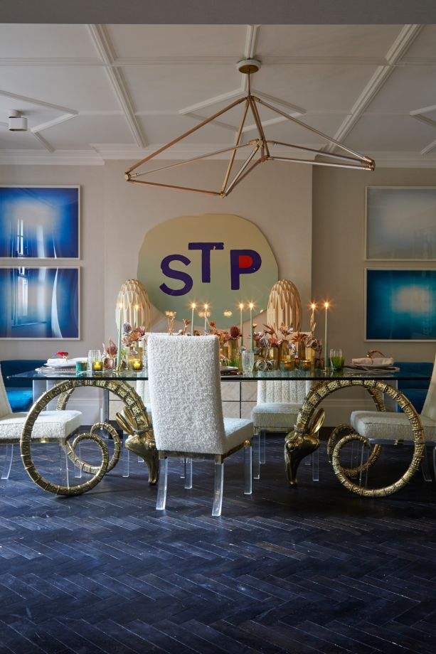 Decadent Dining Room Ideas Livingetc