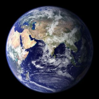 Blue Marble: Looking Back at Earth From Space