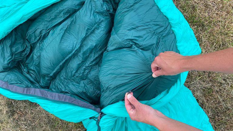 Kelty Cosmic Ultra 20 sleeping bag review