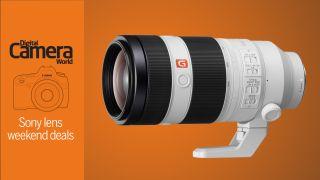 Sony lens Deals