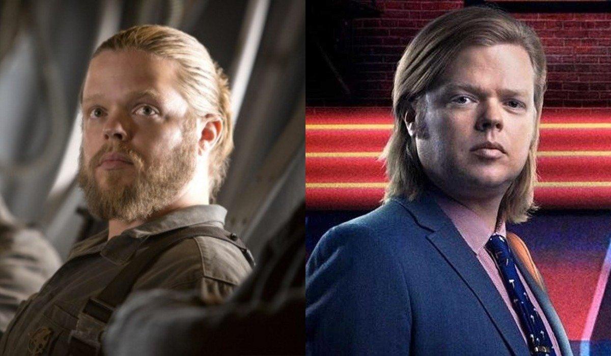 Elden Henson in Hunger Games: Mockingjay and Daredevil