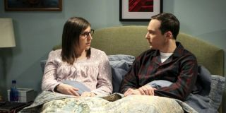 the big bang theory amy sheldon in bed cbs
