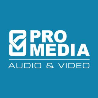 Pro Media Audio & Video logo