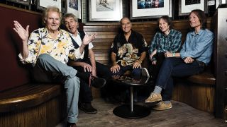 Strawbs, shot exclusively for Prog,October 2017