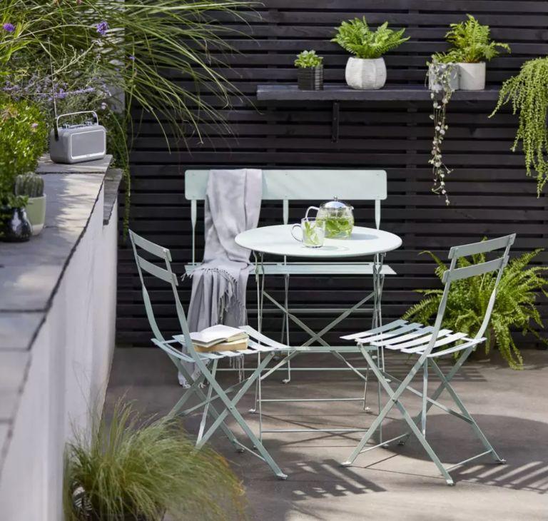 Best garden furniture: Argos bistro set