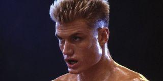 Dolph Lundgren as Ivan Drago in Rocky IV