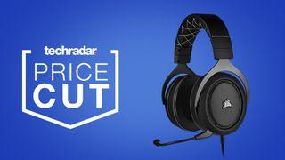 Corsair cheap gaming headset deals sales price