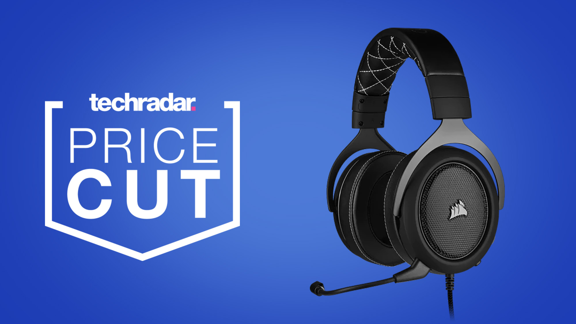 This Corsair HS60 Pro is under $50 in Amazon's latest gaming headset deals thumbnail