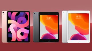 Best Ipad 2021 Is The Ipad Air Mini Or Pro The Best For You Techradar