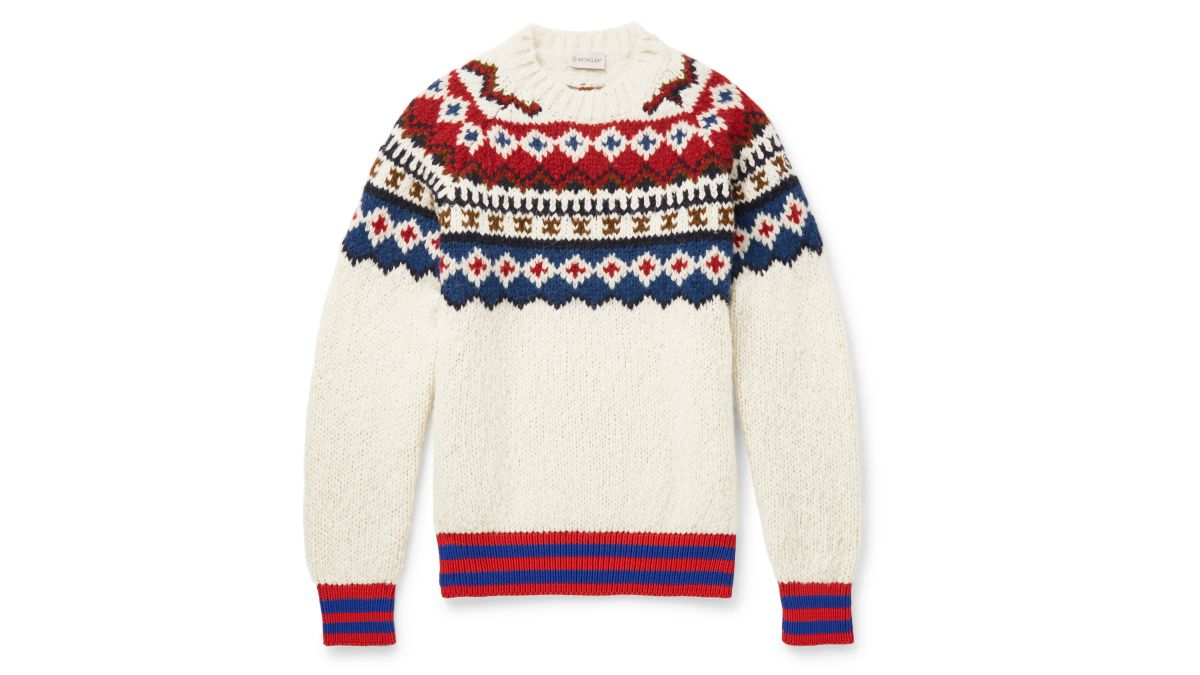 Best Christmas jumpers 2020: stylish Fair Isle knits for skiing season